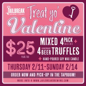 Treat Yo' Valentine